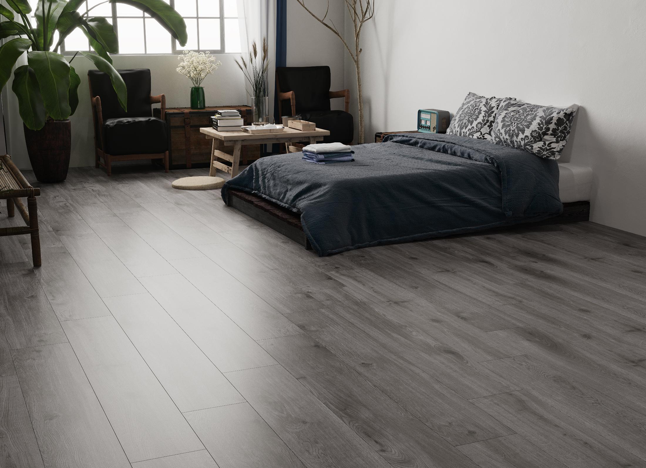 Sàn gỗ công nghiệp VASACO VLP6008A Elegant Oak